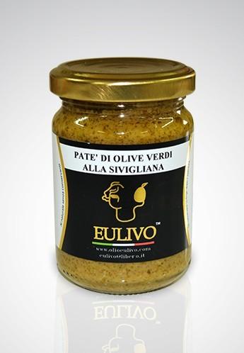 Paté di olive verdi alla sivigliana