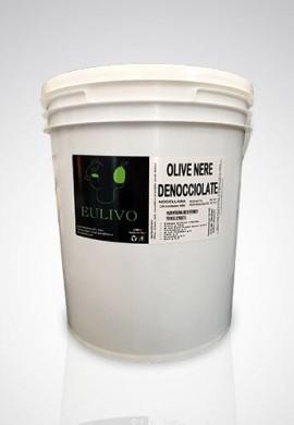 Olive Nere Denocciolate